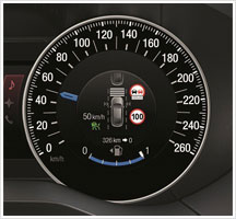 New technology from Ford can automatically prevent drivers exceeding limits.