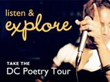 Washington, DC, Poetry Tour