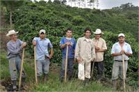 Farmers from COPROCAEL, Honduras