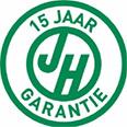 15 jaar garantie op JamesHardie®