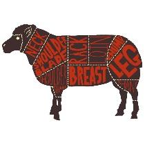 half mutton