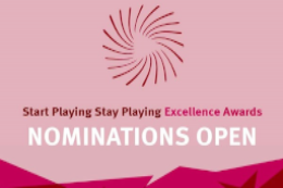 Start Playing Stay Playing Excellence Awards 2018
