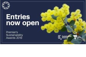 Premier's Sustainability Awards