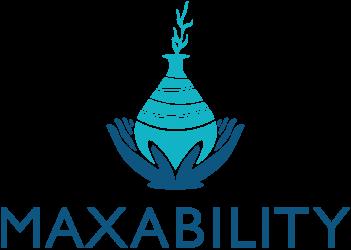 Maxability logo