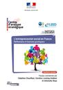 L'entrepreneuriat social en France: r�flexions et bonnes pratiques