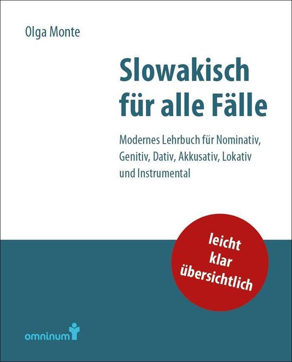 """Cover von """"Slowakisch für alle Fälle"""" (Buch)"""