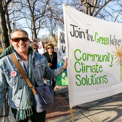 Fighting Global Climate Change Requires Foundations to Give Local