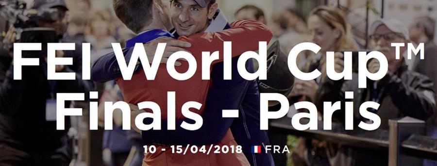 Paris 2018 World Cup Finals