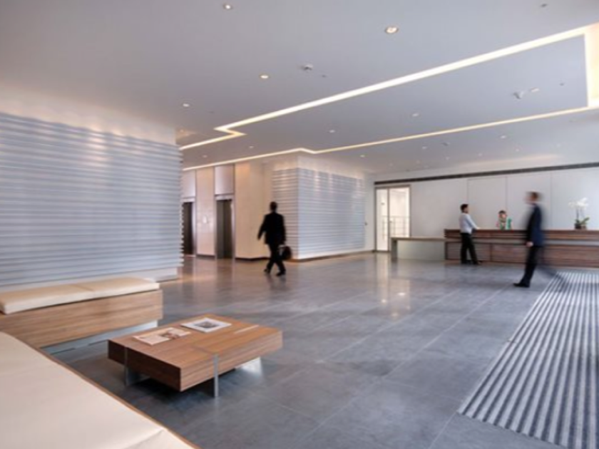 Photo Gallery of Concrete Floors: They're Adaptable in Design & Highly Durable