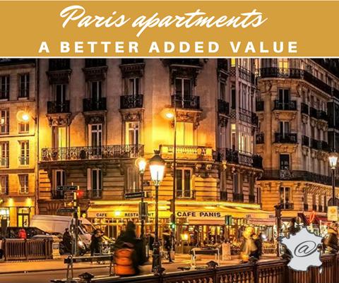 Article on paris apartments