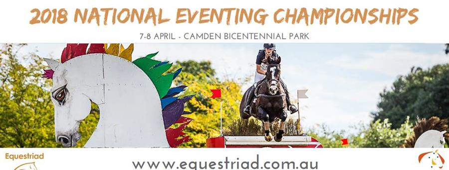 2018 Australian Eventing Championships presented by Equestriad