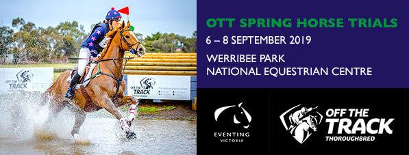 Spring Horse Trials   6-8 September 2019