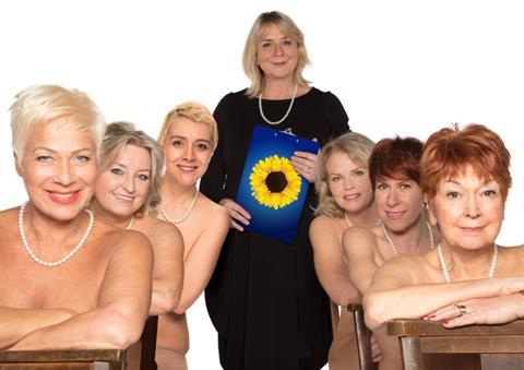 Calendar Girls cast