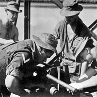 NEWZAD engineers in Vietnam, circa 1964