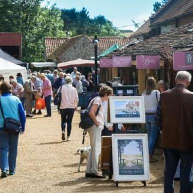 Creake Abbey Summer Gift Market