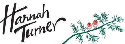Hannah Turner Ceramics logo