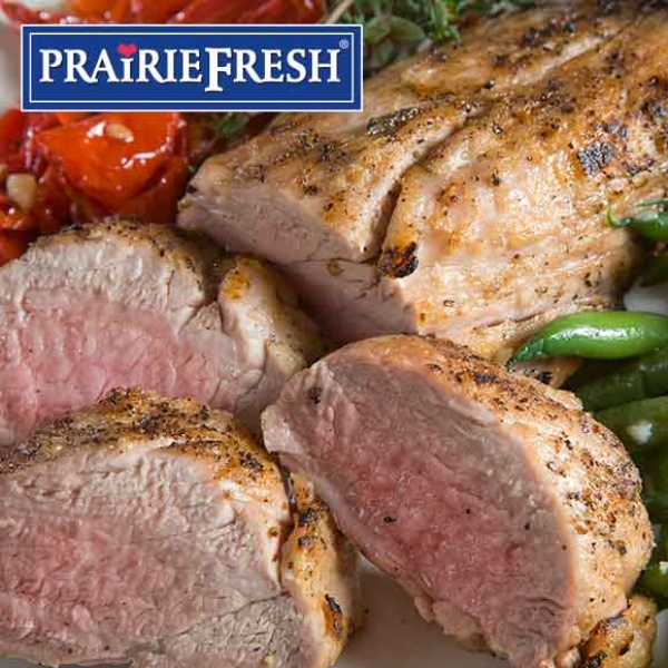 Prairie Fresh pork tenderloin