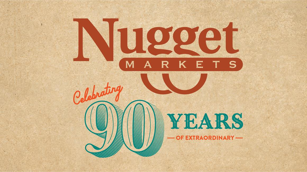 Nugget Markets celebrating 90 years of extraordinary