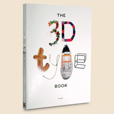 The 3D Type Book, signed copy