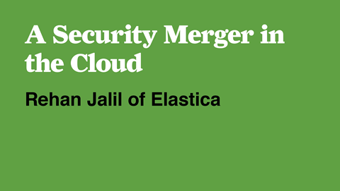 A Security Merger in the Cloud