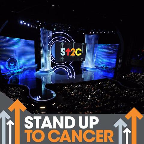 Stand Up 2 Cancer telecast