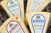 Rumiano jack cheese