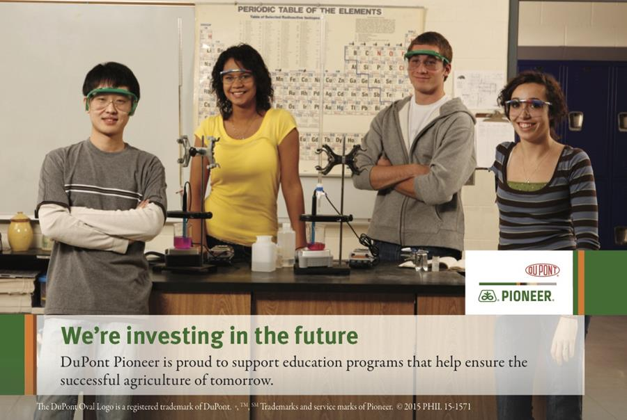 DuPont Pioneer Ad