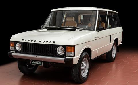 Land Rover Range Rover 2-door