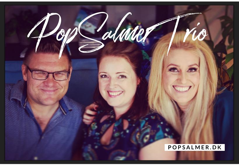 PopSalmer Trio - Anitta Soliz, Janne Wind & Thomas Nikolajsen