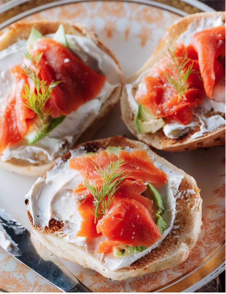 Smoked Salmon image