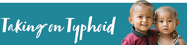 Taking on Typhoid