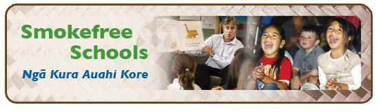 Smokefree Schools update