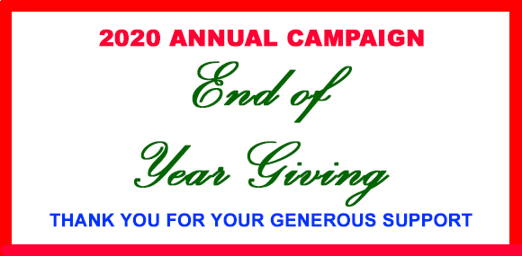 2020 Donations