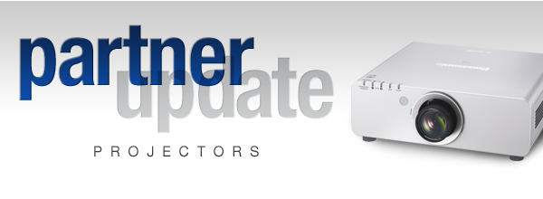 Partner Update - Projectors