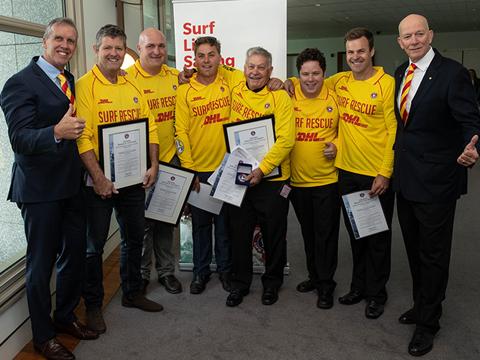 Southern Lifesavers Receive National Award