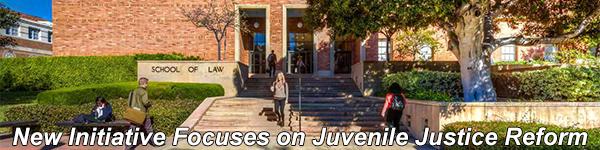 New Initiative Focuses on Juvenile Justice Reform