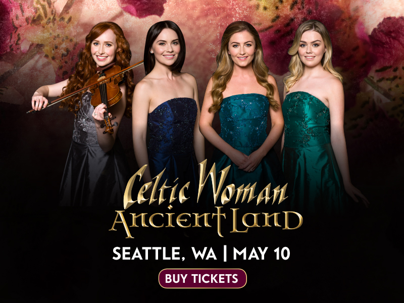 Celtic Woman Ancient Land image
