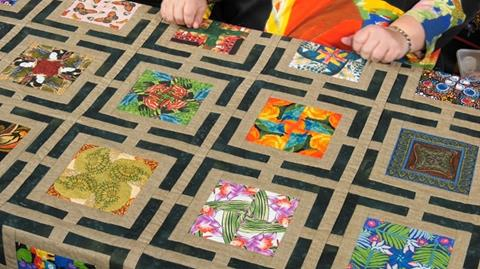 Easy Stack Quilts Preparation with Paula Doyle