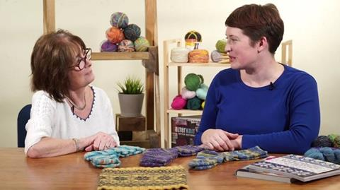 Meet Rosee Woodland - knitwear consultant