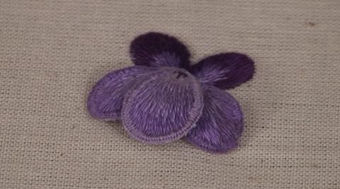Stumpwork Embroidery Course with Kelley Aldridge – Part 3