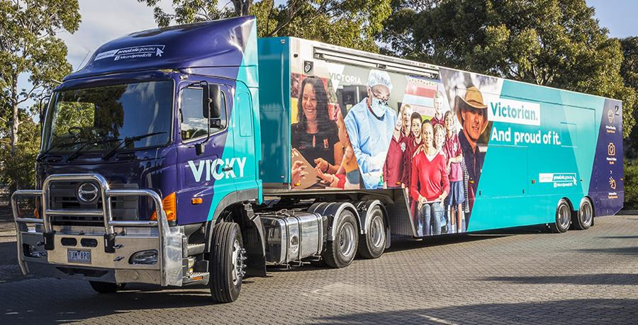 Vicky the Truck