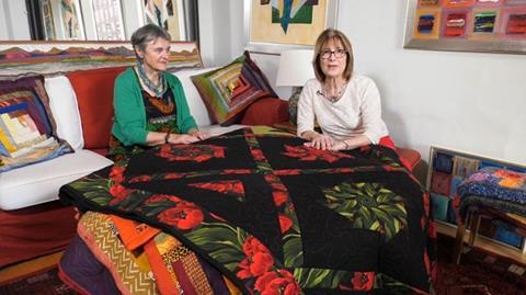Meet Annie Bielecka -Jones - textile artist