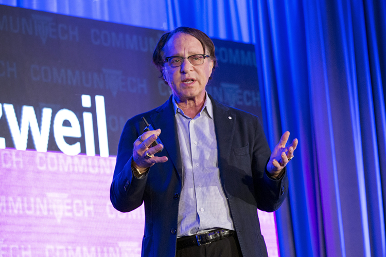 Ray Kurzweil at Tech Leadership Conference
