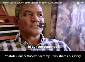 Prostate cancer survivor