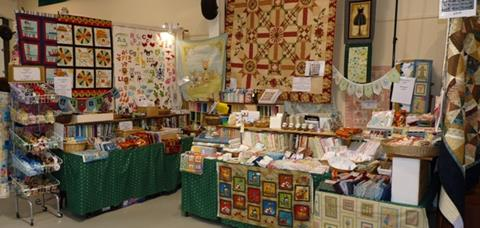 Fabric Fayre Great Bookham