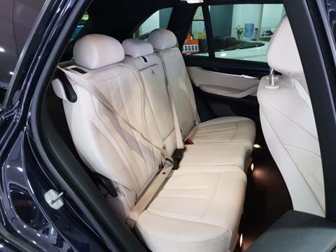 2013 BMW X5 Rear Seats (Interior)