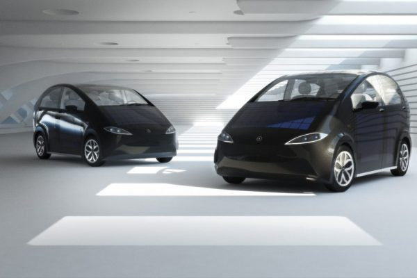 A SOLAR-POWERED CAR GOT CROWDFUNDED & PLANS TO SELL FOR UNDER $20K