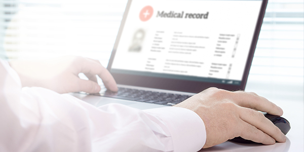 Keep your patients' data safe