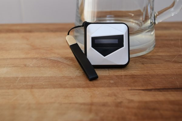I THINK EVERYONE SHOULD HAVE THEIR OWN TINY BREATHALYZER