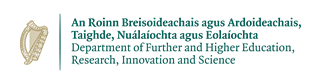 Department of Further and Higher Education, Research, Innovation and Science logo